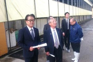 農林水産常任委員会 管外視察 福島県