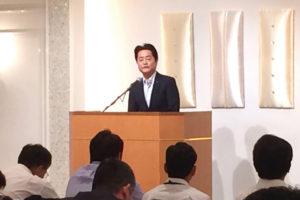 阿蘇熊本空港周辺 議会議員研修会
